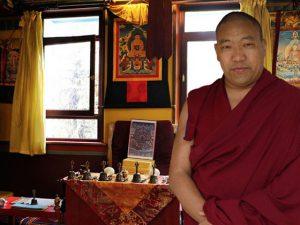 Khenpo Chöying Rinpoché