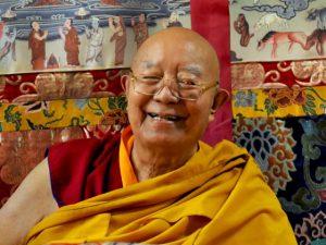Vénérable Tenga Rinpoché