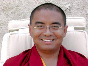Vénérable Yongey Mingyur Rinpoche