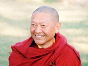Vénérable Ringou Tulkou Rinpoché